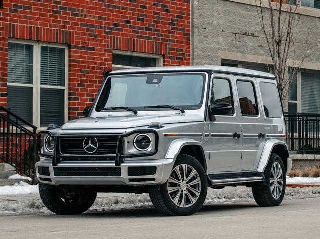 Mercedes g class 2019 price