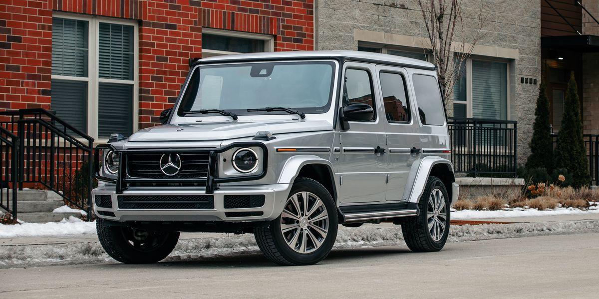 2019 Mercedes Benz G Cl Review