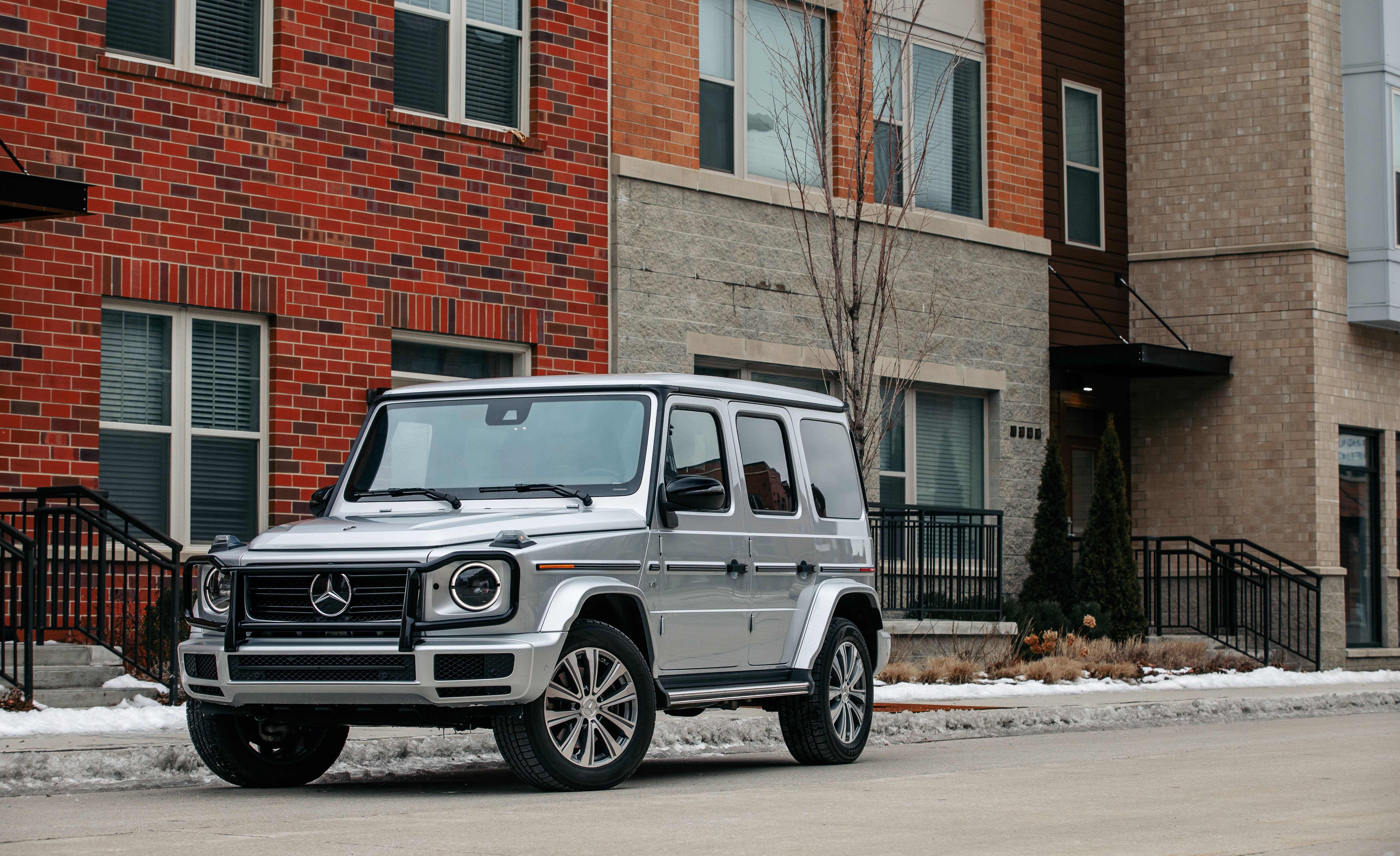 2019 Mercedes Benz G Class Review Pricing And Specs