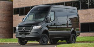 2019 Mercedes-Benz Sprinter front