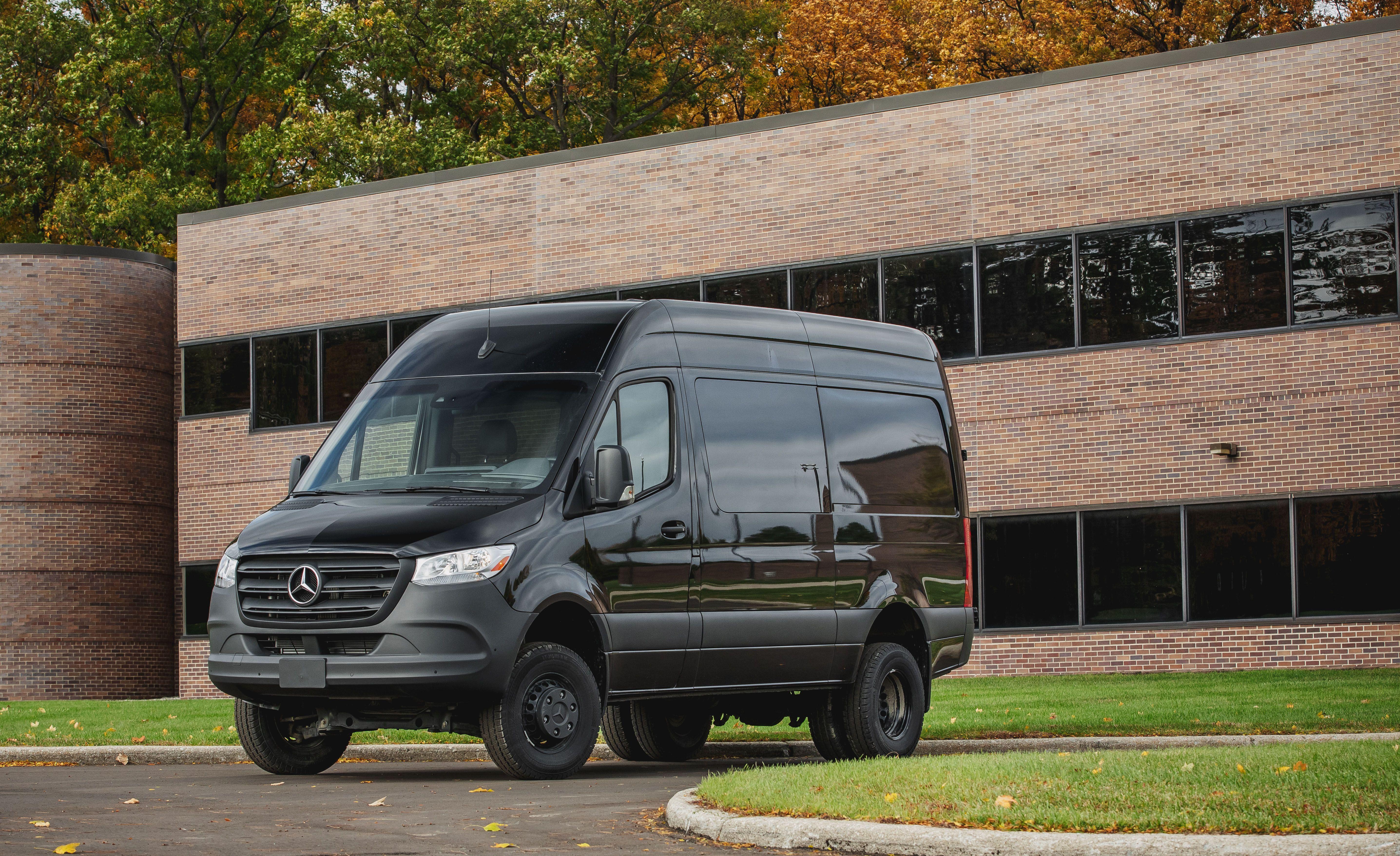 2019 Mercedes Benz Sprinter Goes Big With A High Tech Redesign