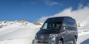 2019 Mercedes-Benz Sprinter 4x4