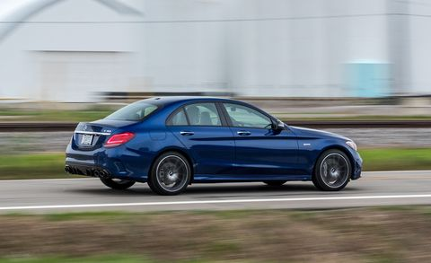 2019 Mercedes-Benz C300 / Mercedes-AMG C43 Driven: Now with S-class