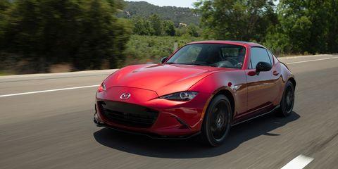 2019 Mazda Mx 5 Miata First Drive