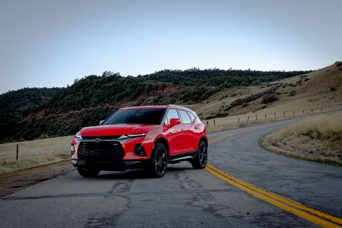 The 2019 Chevrolet Blazer Annoys Blazer Fans, and That's a Good Thing