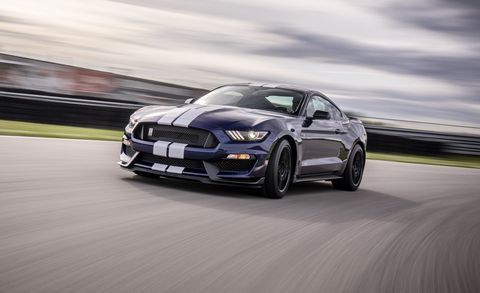 2019 Ford Mustang Shelby Gt350 Photos And Info News Car