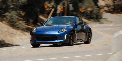 Land vehicle, Vehicle, Car, Nissan 370z, Sports car, Automotive design, Performance car, Luxury vehicle, Nissan, Supercar,