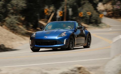 2019 Nissan 370Z Manual Test | Review | Car and Driver