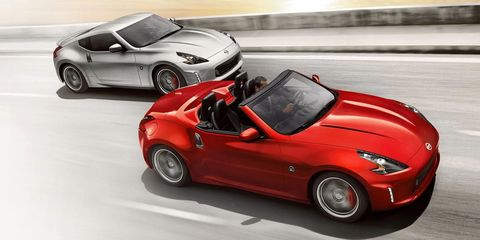 Nissan 370z Roadster Discontinued Convertible Model Dropped