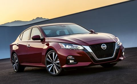 Nissan Tweaks Its CVT Automatic Again for 2019 Altima | News | Car