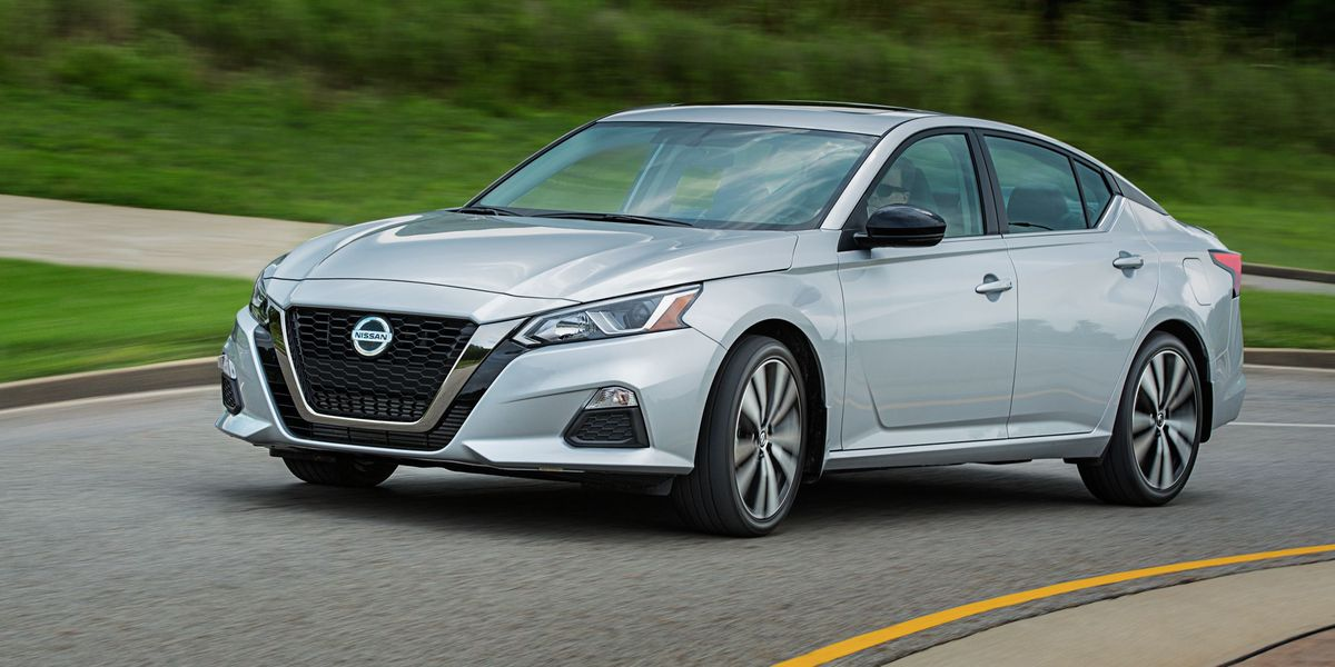 2020 Nissan Altima Review, Pricing, and Specs