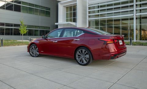 Nissan Altima Gas Mileage >> 2019 Nissan Altima Fuel Economy Numbers Epa Rates It At 29 Mpg