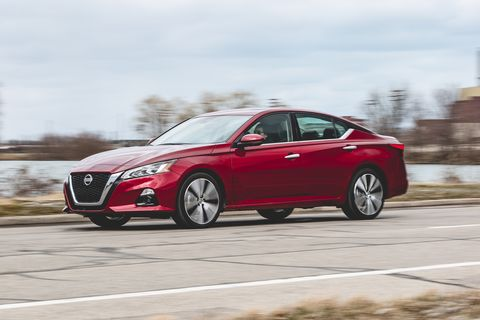 Our Nissan Altima Proves That Inoffensiveness Ain't a Bad Thing