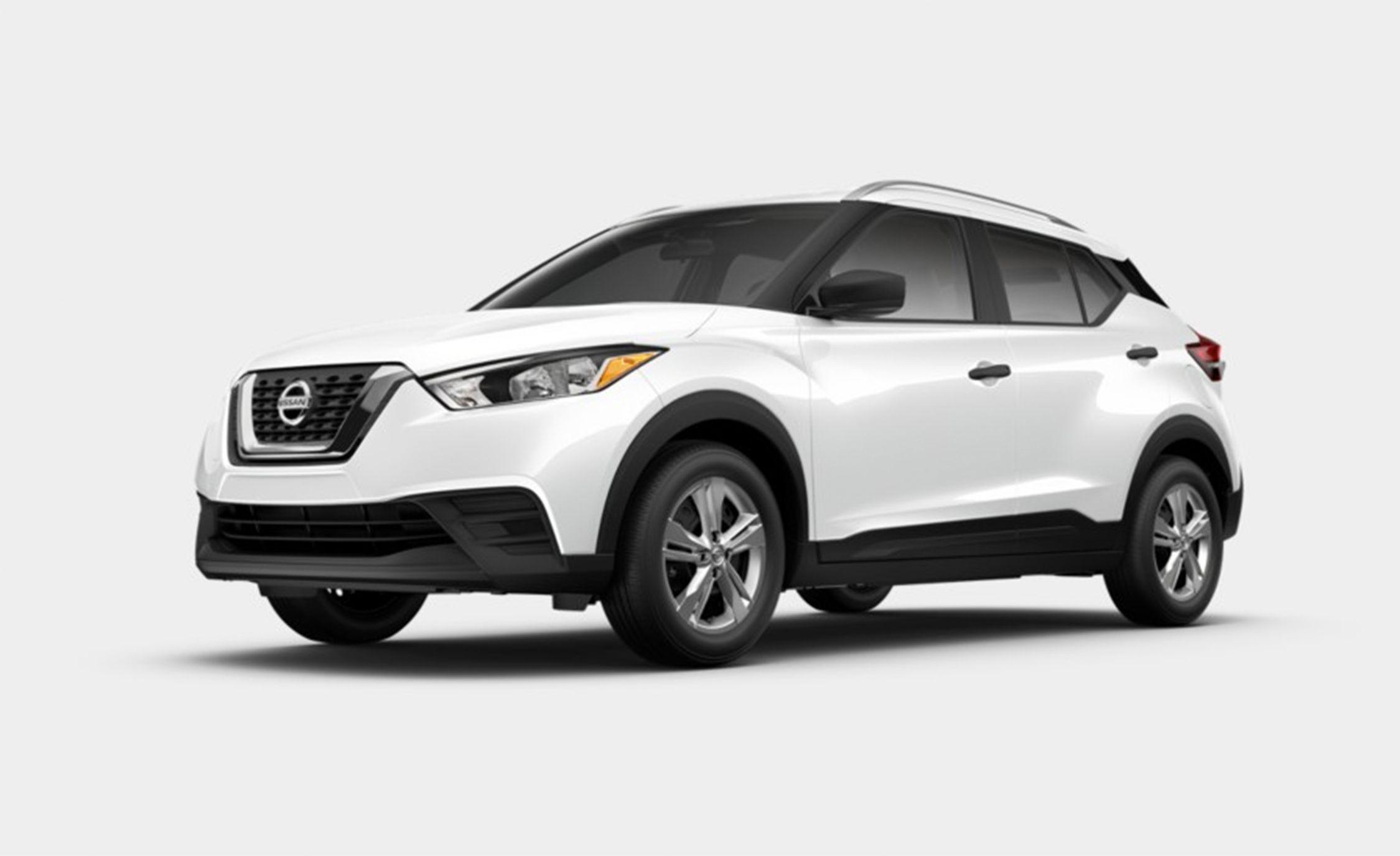 2019 Nissan Kicks base