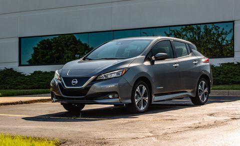 Nissan Leaf Range >> Electric 2019 Nissan Leaf Plus Is The Better Leaf We Ve Been