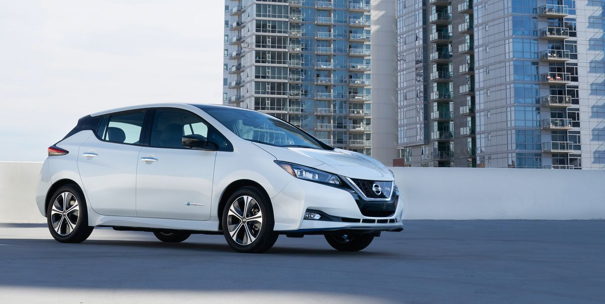 2019 Nissan Leaf Plus EV – Bigger Battery Pack, More Range