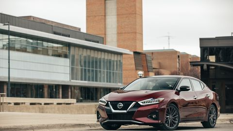 Nissan Maxima Mpg >> 2020 Nissan Maxima Review Pricing And Specs
