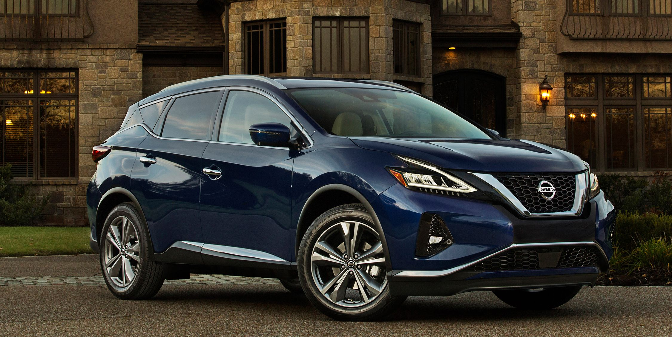 2019 Nissan Murano Becomes More Semi-Luxurious - Details, Specs