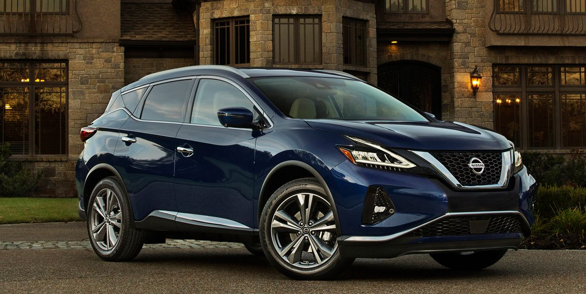 2019 Nissan Murano Becomes More Semi-Luxurious - Details ...