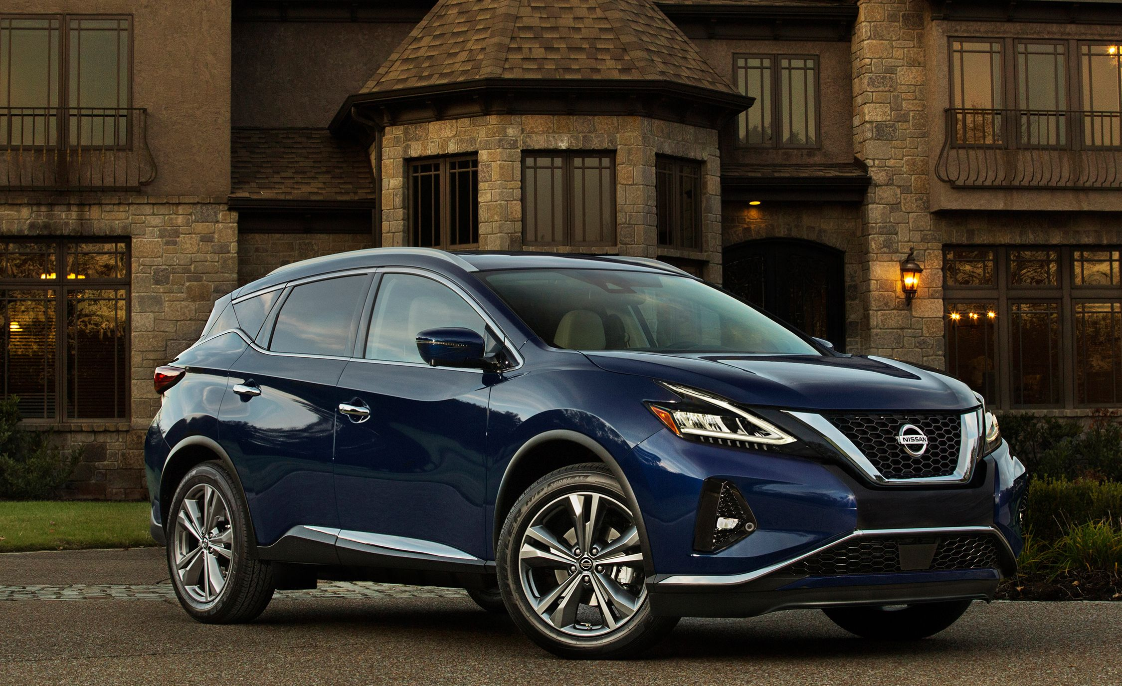 2019 Nissan Murano Becomes More Semi Luxurious Details Specs