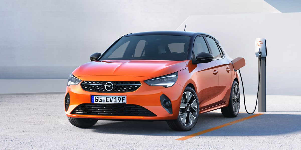 The Opel Corsa E Is A Cute Electric Hatchback For Europe