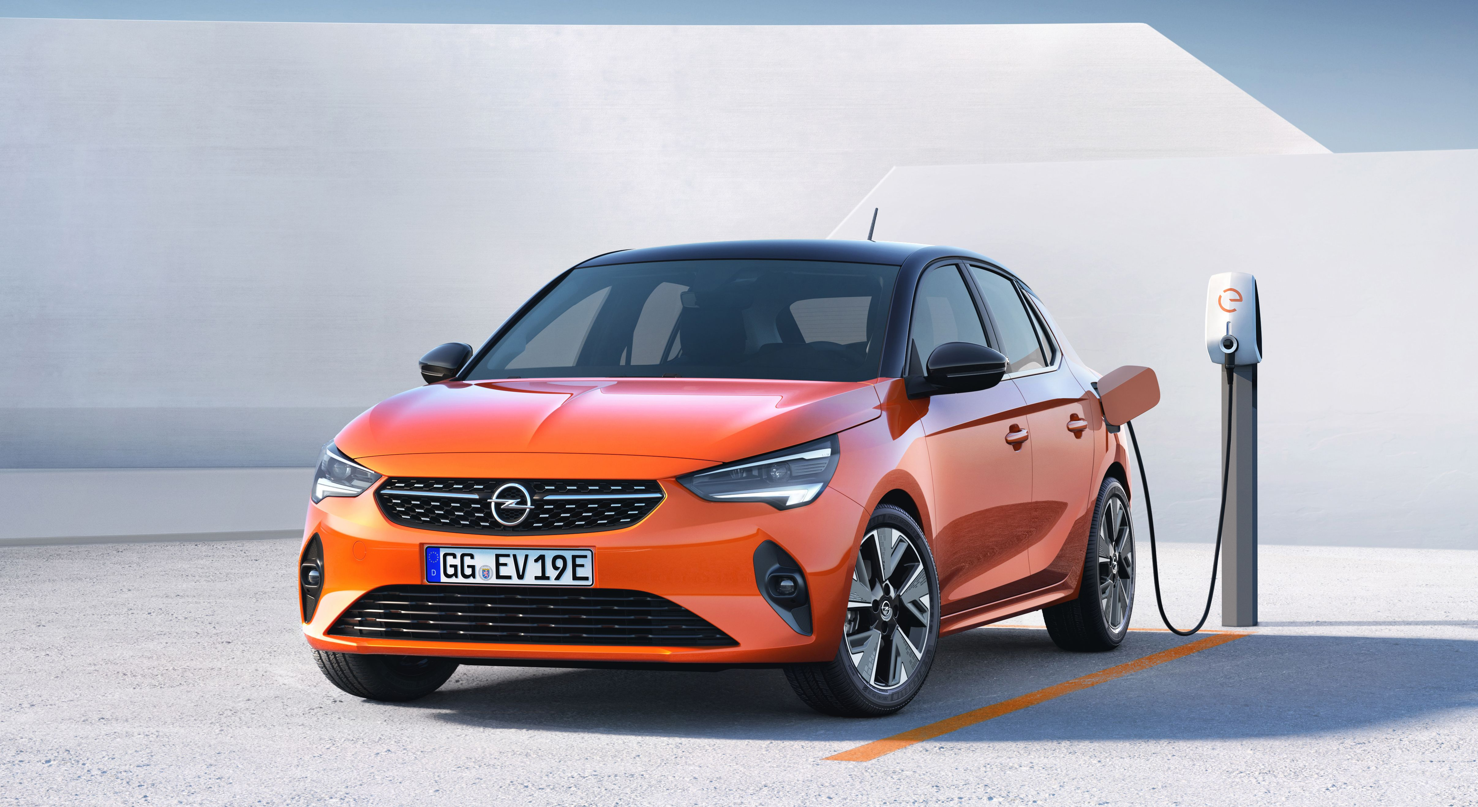 The Electric Opel Corsa-e Is Only for Europe, but We Love It Anyway