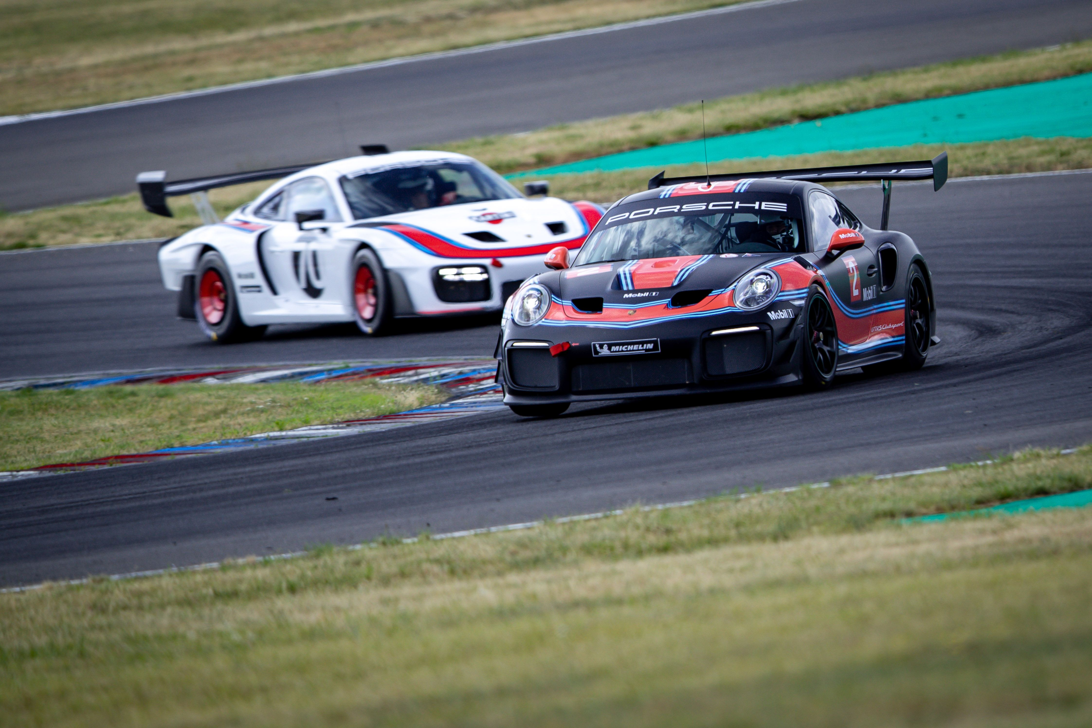 2019 Porsche 911 GT2 RS Clubsport and 935 Racers Grant Your