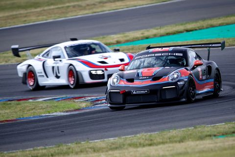 2019 Porsche 911 Gt2 Rs Clubsport And 935 Racers Grant