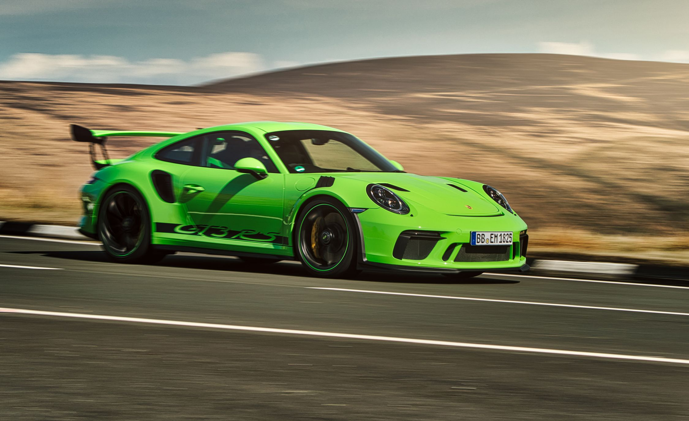 2019 Porsche 911 GT3 RS First Drive Plenty of Porsche