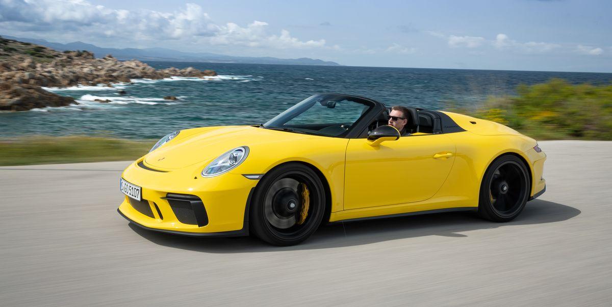Ford Lease Deals >> 2019 Porsche 911 Speedster – A Convertible 911 GT3