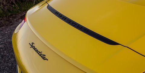 Yellow, Vehicle, Car, Hood, Subcompact car, Sports car, City car,