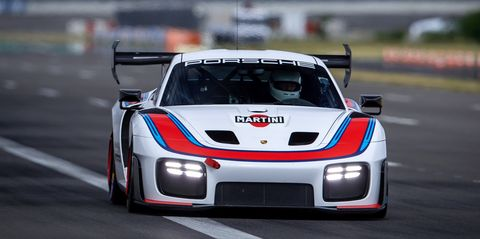 View Photos of the Porsche 911 GT2 RS Clubsport and 935 Racers