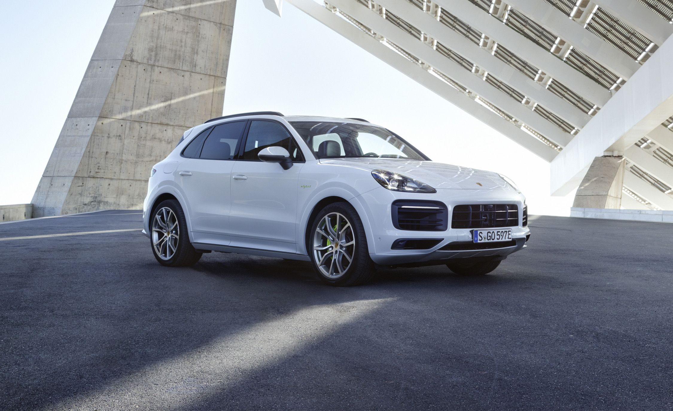 The 2019 Porsche Cayenne E Hybrid Is A Plug In Performer
