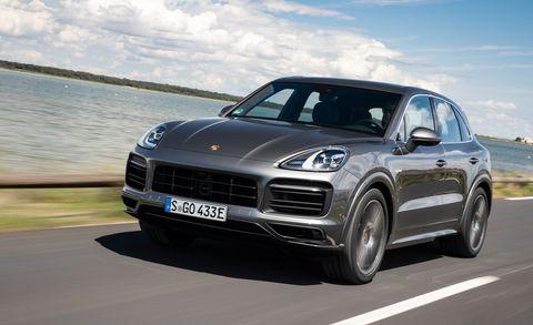 Land vehicle, Vehicle, Car, Luxury vehicle, Automotive design, Motor vehicle, Performance car, Sport utility vehicle, Porsche, Supercar,