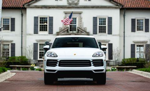 Land vehicle, Vehicle, Car, Motor vehicle, Automotive design, Luxury vehicle, Sport utility vehicle, Porsche, Grille, Porsche cayenne,