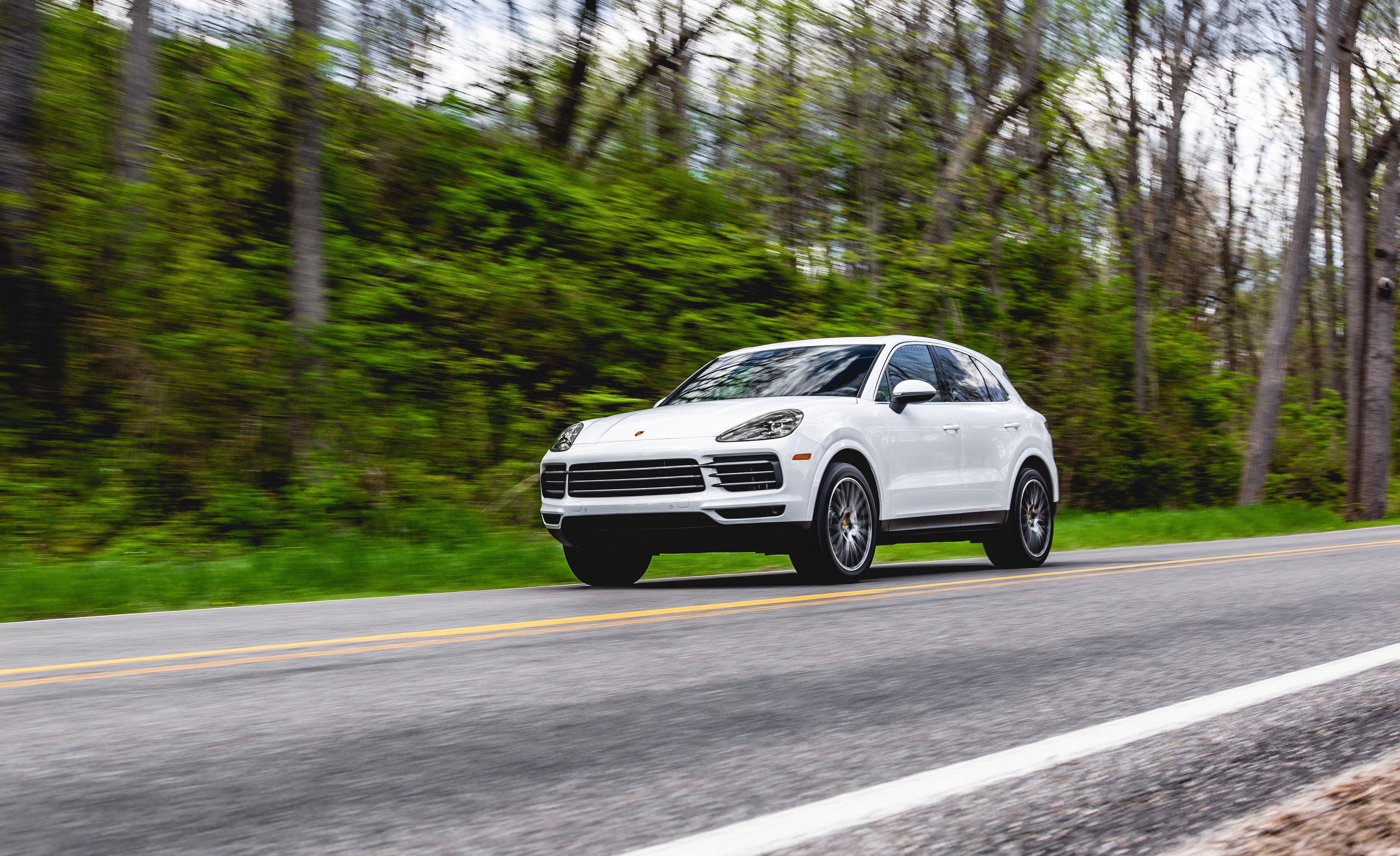 2019 Porsche Cayenne S \u2013 High,Performance AWD SUV