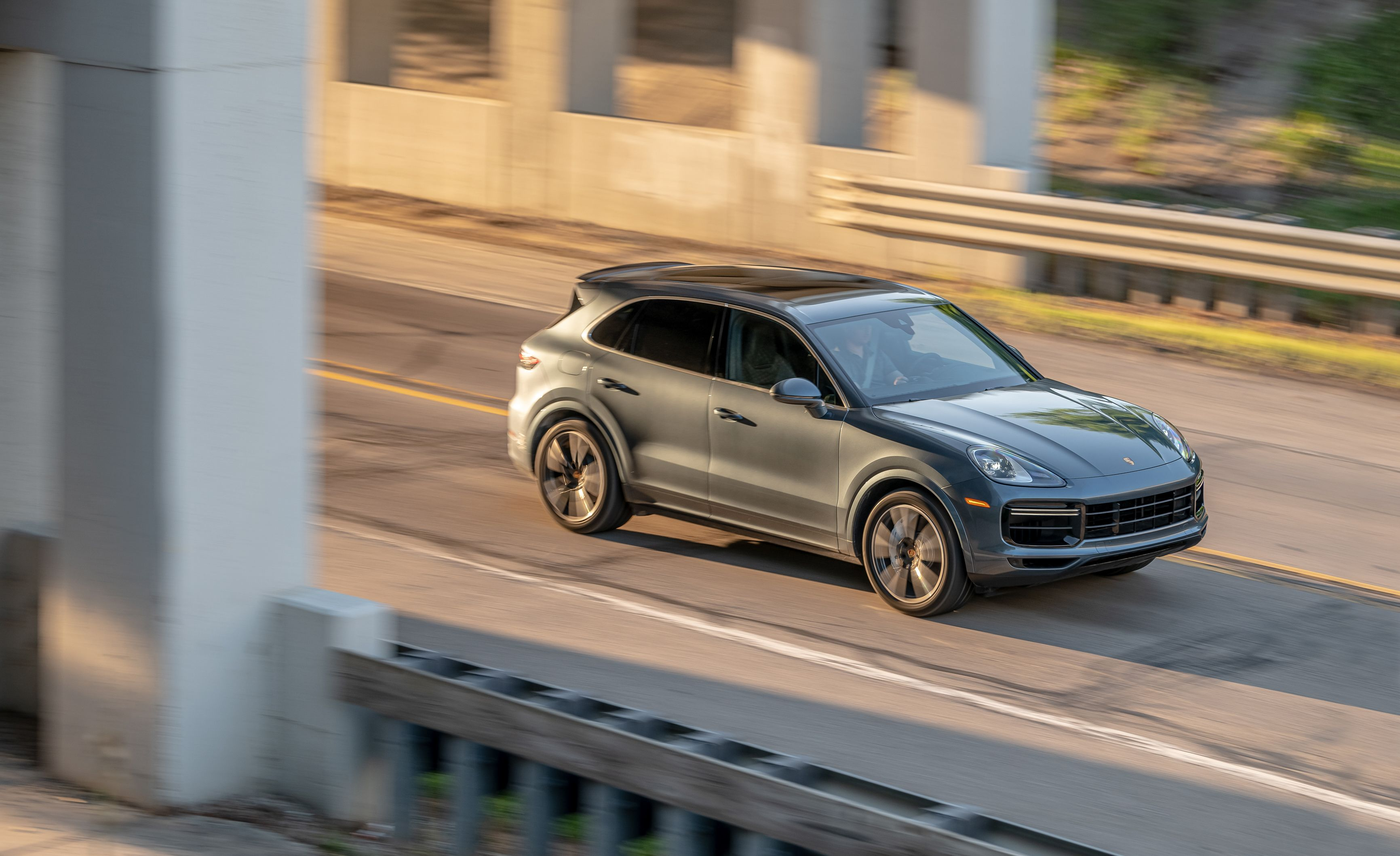 2019 Porsche Cayenne Turbo Is the Ultimate Porsche SUV, for Now