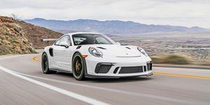 2019 Porsche GT3 RS