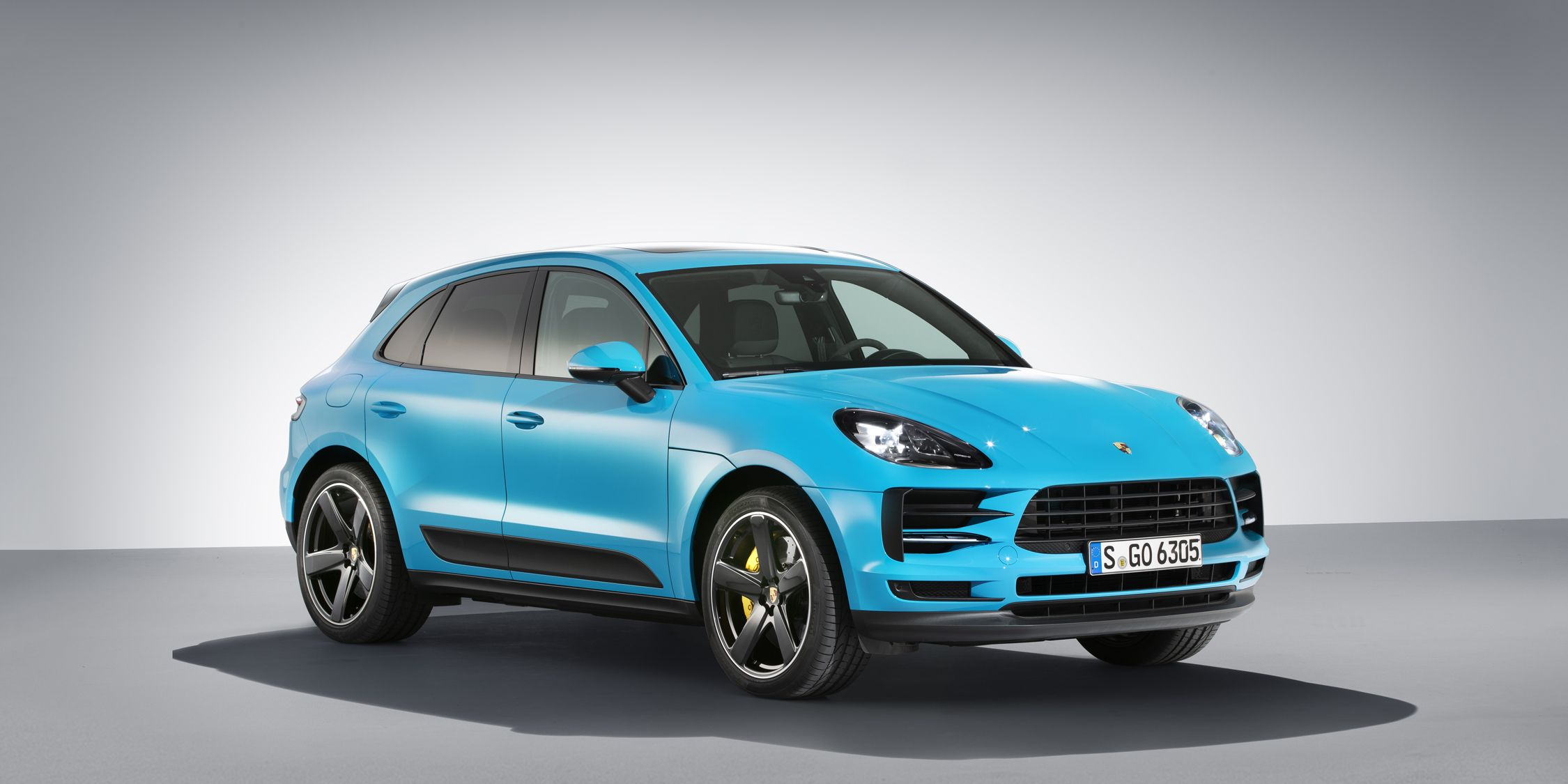 The 2019 Porsche Macan Has A New Look New V 6s More Power