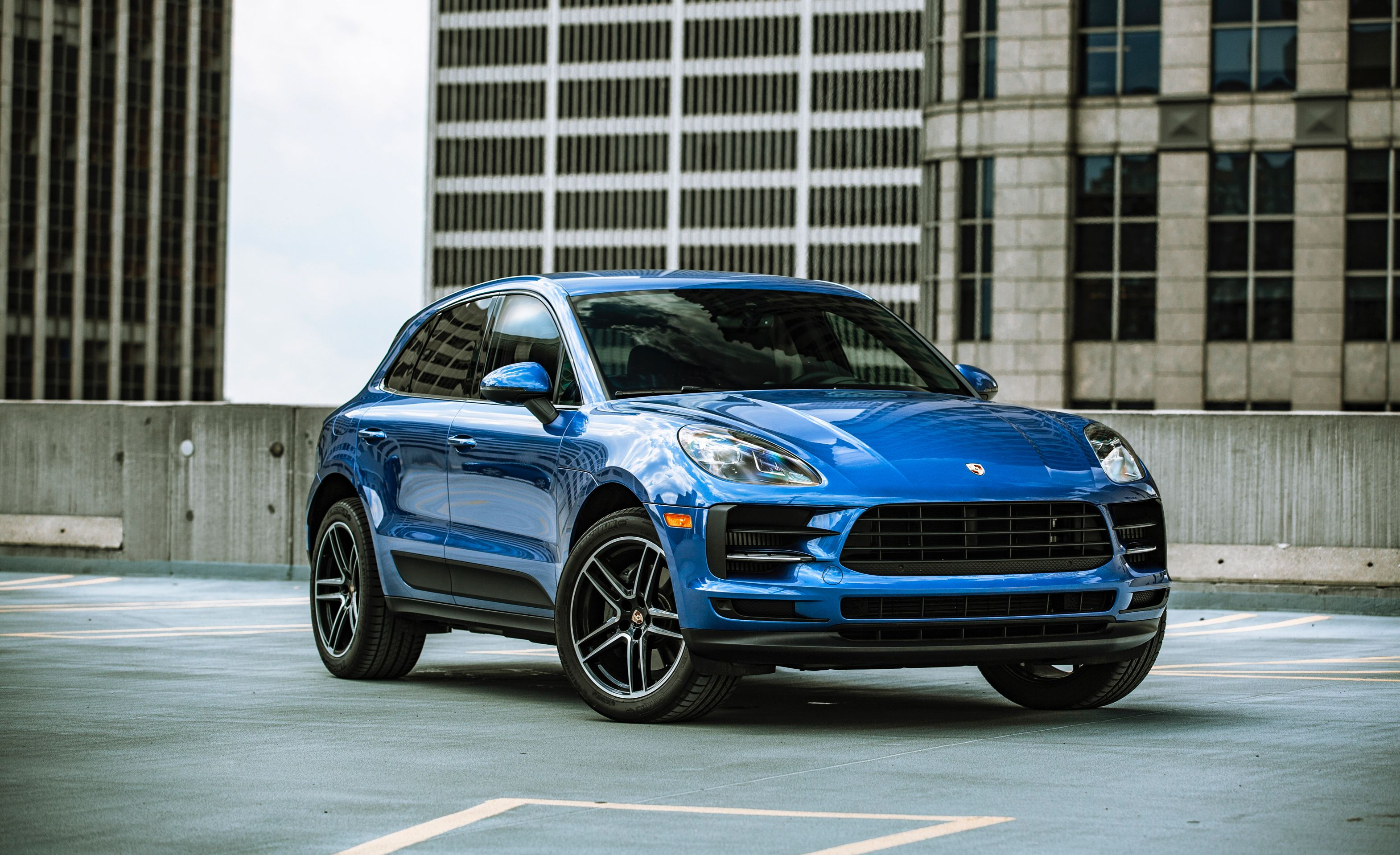 2019 Porsche Macan Review Pricing And Specs