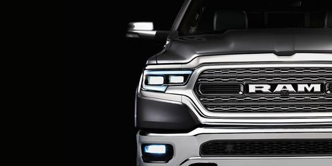 Ram 1500 Is Only Full-Size Pickup to Be Rated IIHS Top Safety Pick Plus