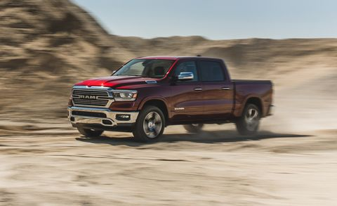 2019 Ram 1500 Laramie Crew Cab – A Refined Take on the Pickup