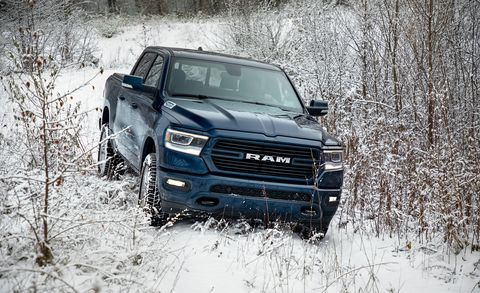 The 2019 Ram 1500 North Edition A Special Edition Pickup