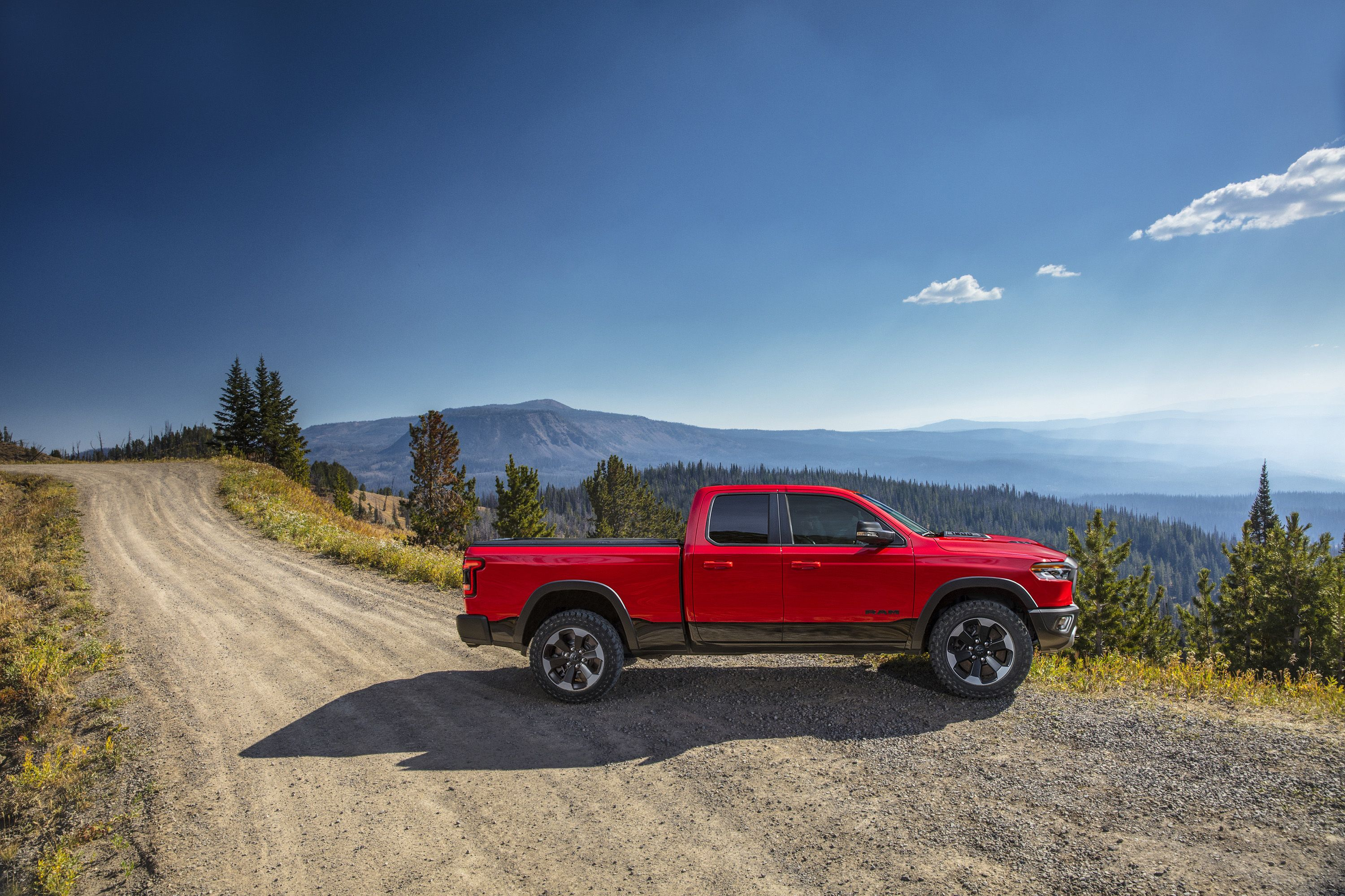 2020 Dodge Dakota Images