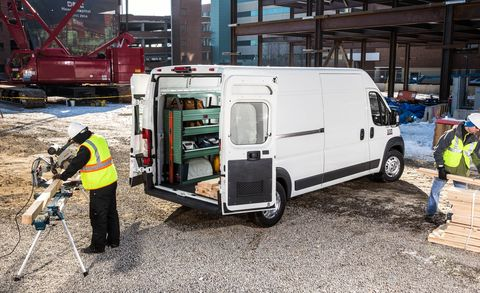 2020 Ram Promaster Review Pricing And Specs