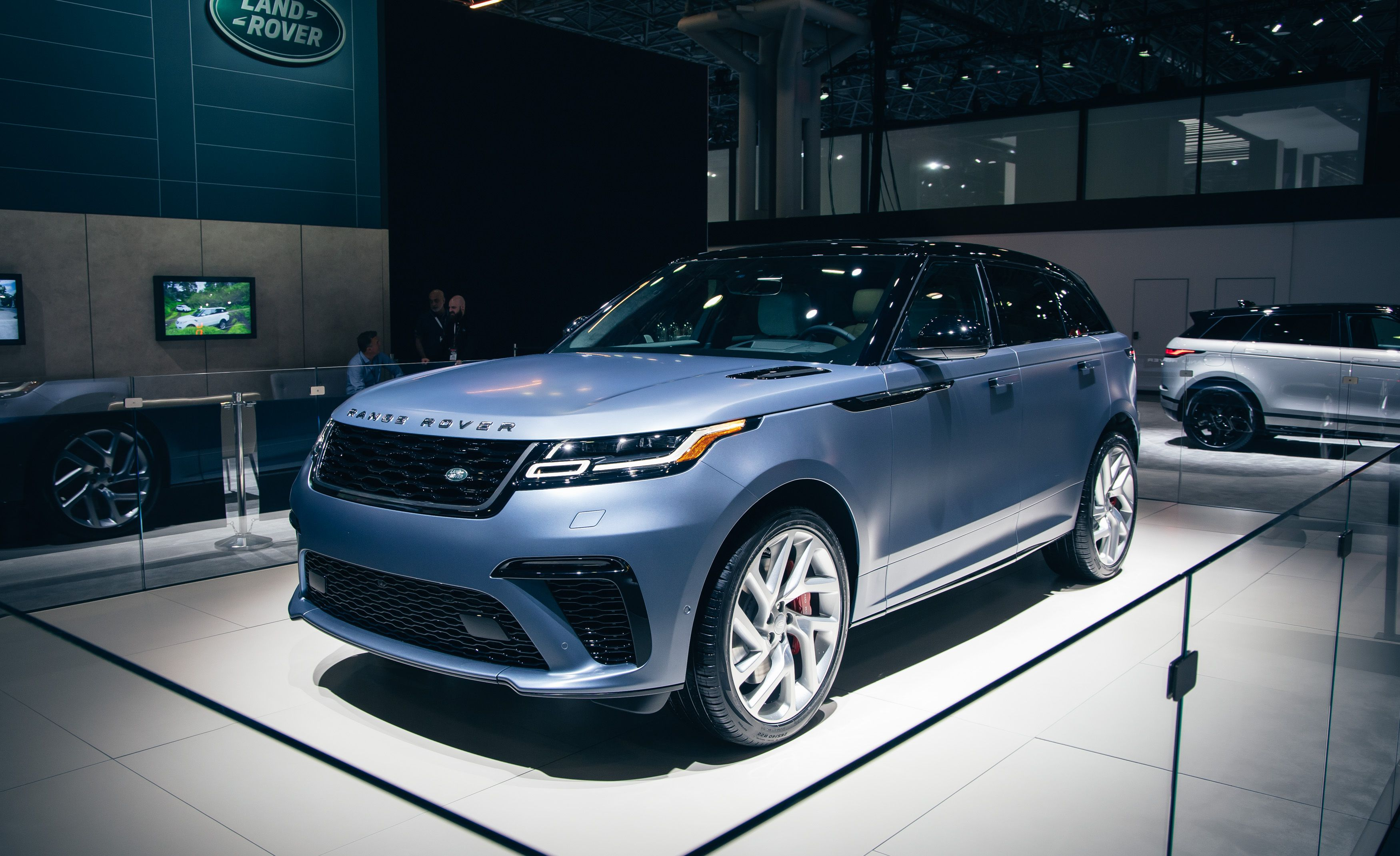 2019 Range Rover Velar SVR: News, Specs, Price >> 550 Hp Range Rover Velar Svautobiography The James Bond Of Suvs