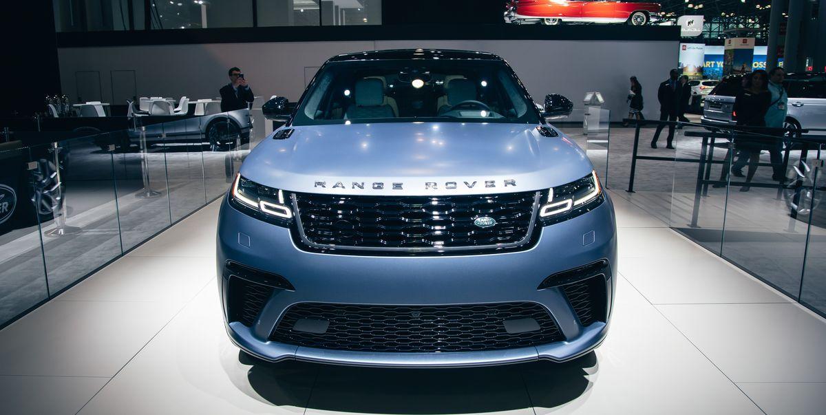 2020 Range Rover Velar Gets SVAutobiography Dynamic Trim >> 550 Hp Range Rover Velar Svautobiography The James Bond Of Suvs