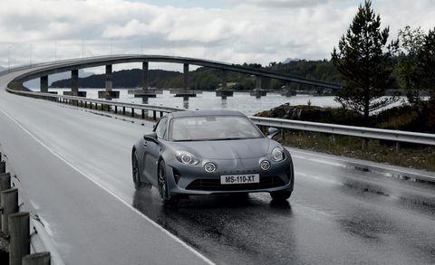2019 Renault Alpine A110S