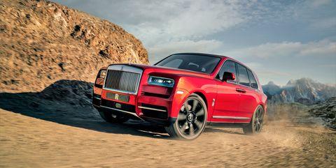 Land vehicle, Vehicle, Car, Automotive design, Luxury vehicle, Rim, Wheel, Landscape, Automotive tire, Sport utility vehicle,