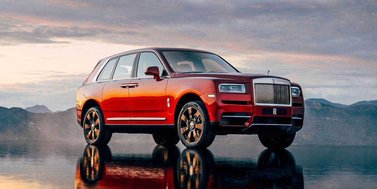Image result for 2019 Rolls-Royce Cullinan